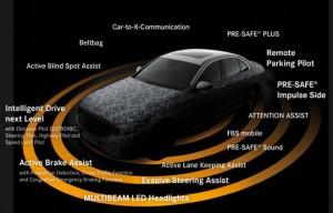 Mercedes rend ses voitures plus intelligentes pour protéger leurs clients