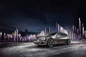 BMW Concept Compact Sedan. Une nouvelle BMW ?