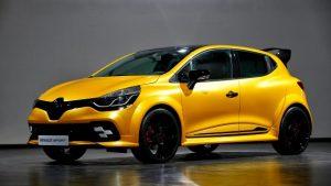 Renault confirme la présentation d'une Clio R.S.